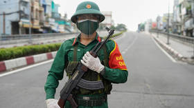 Vietnam deploys armed forces to enforce total shutdown of Ho Chi Minh City & deliver food to many of its 13mn locked-down citizens