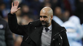 Guardiola confirms City 2023 exit and plays down Brazil talk as fans claim Chelsea boss Tuchel has run him 'out of England'