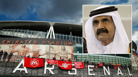 Arsenal fans beg for Qatari takeover and for Kroenkes to leave club after Sheikh appears to confirm royal family takeover interest