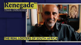 The real looters of South Africa
