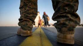'Read the room': Vice shredded over tweet warning of 'neo-Nazis' in Marine Corps after Kabul blast kills US troops