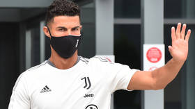 Ronaldo reportedly bids farewell to Juventus teammates and clears out locker at training ground ahead of potential Man City switch