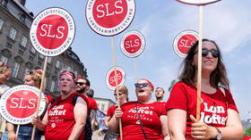 Danish nurses 'deeply disappointed' after lawmakers quash their strike with emergency law