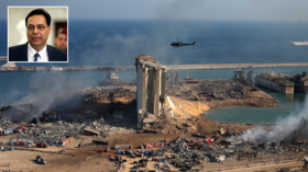 Beirut blast inquiry judge told by parliament that issuing subpoena for caretaker PM is excessive use of power