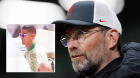 Liverpool boss Klopp makes dig at Manchester clubs over Ronaldo as striker boards private jet in Turin, City 'ditch offer' (VIDEO)