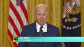 Biden Following Orders