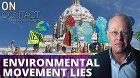 On Contact: Mainstream environmental movement lies