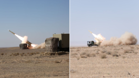 Iran successfully tests homemade Mersad-16 missile system (PHOTOS)