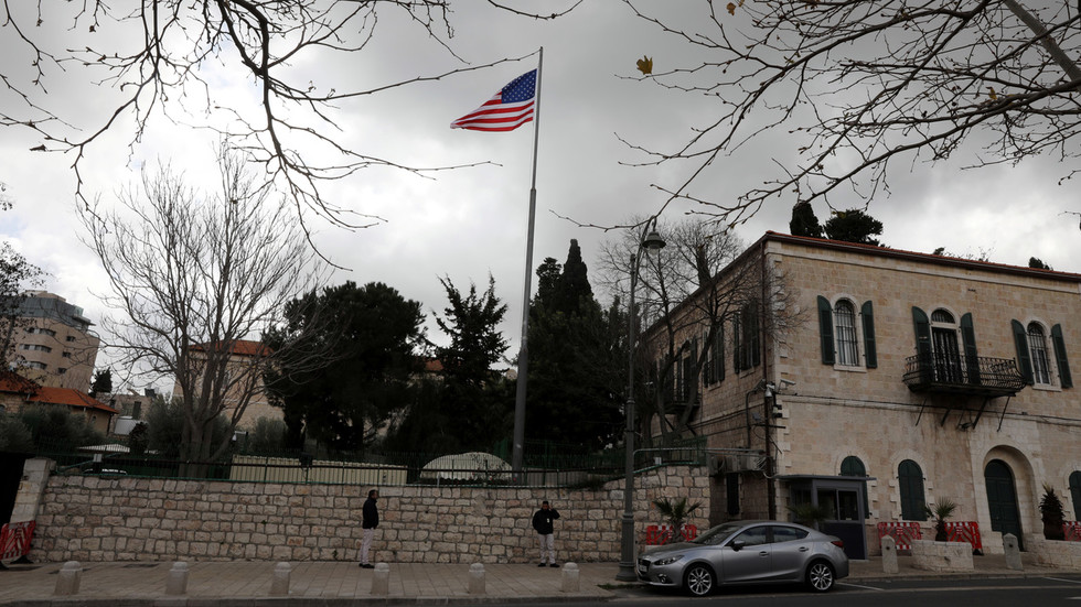 'Bad idea': Israeli FM condemns Biden's plan to reopen US consulate in Jerusalem for Palestinians