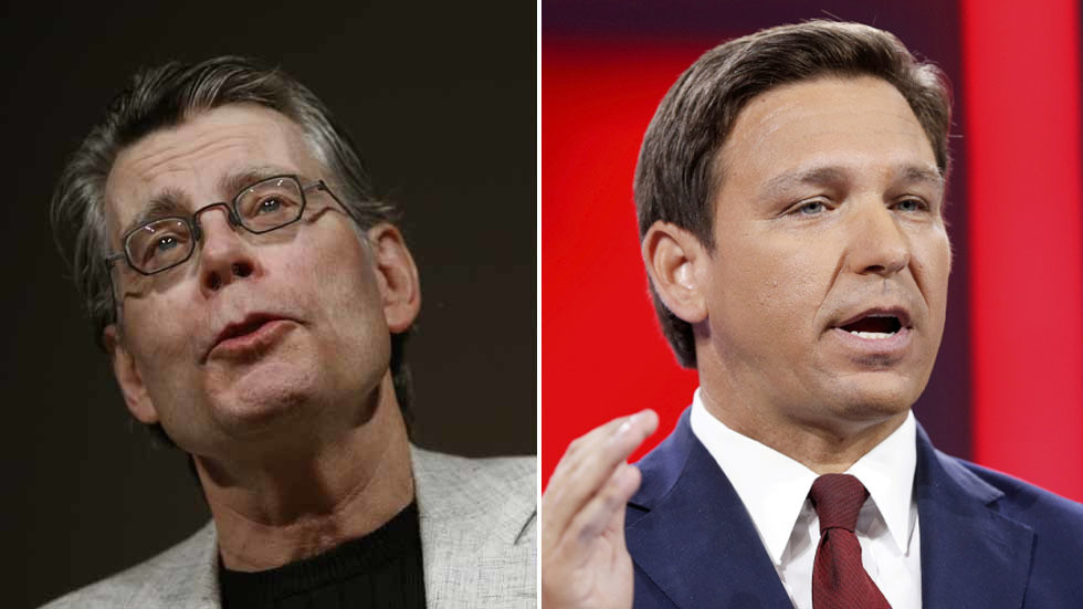 , Stephen King admits his widely-shared inflated number of Florida Covid-19 deaths wrong, takes pot-shot at Gov. DeSantis 'failure', The World Live Breaking News Coverage & Updates IN ENGLISH