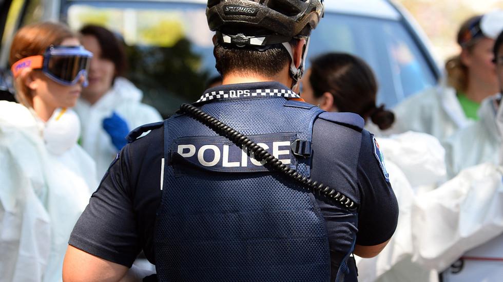 Polizei in Australien sammelt tausenden von Spendengelder, um gegen die COVID-Maßnahmen vorzugehen