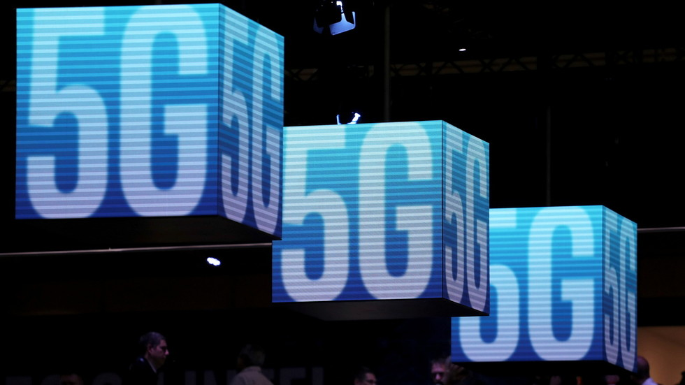 China expands global dominance in 5G technology