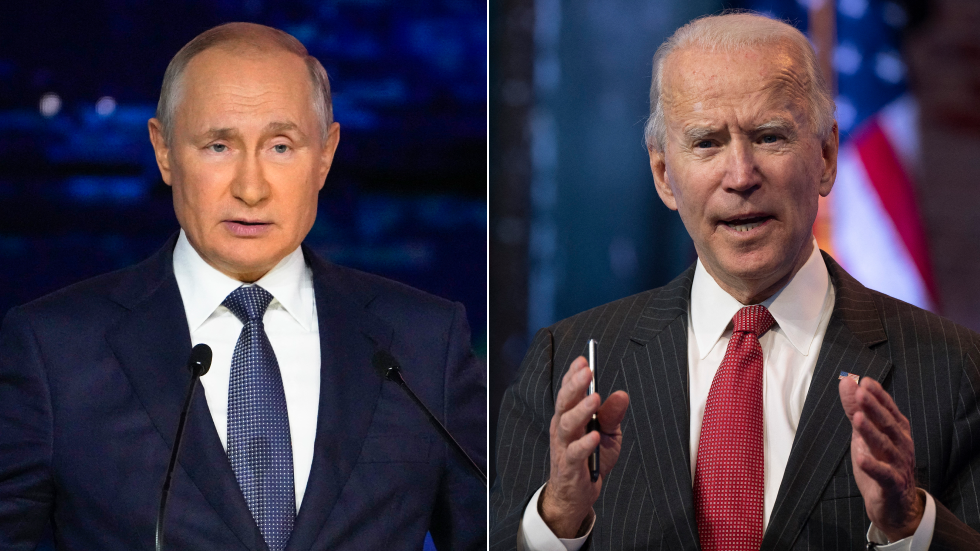 'I'm upset you called me a killer,' Putin allegedly told Biden after US president's words sparked diplomatic row – new book claims