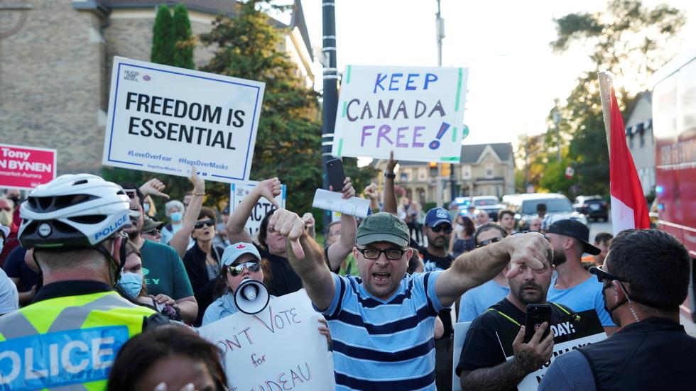 Kanada: Militär hat zugegeben, dass es ohne Genehmigung der Regierung eine Propaganda-Operation gegen die eigenen Bürger durchgeführt hat