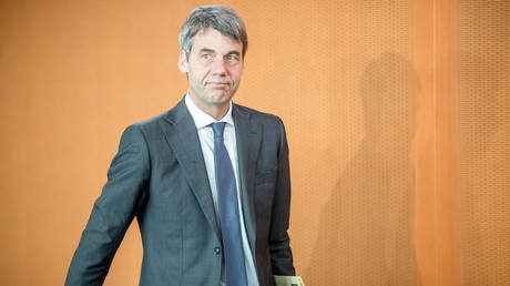 FILE PHOTO: Angela Merkel's foreign policy advisor and Germany's newly-appointed ambassador to China, Jan Hecker
