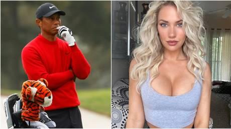 Paige Spiranac has more Instagram followers than Tiger Woods. © Reuters Instagram @_paige.renee