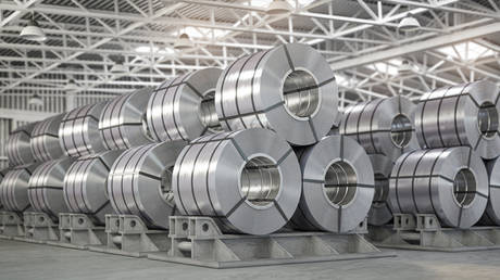 Exports of Russian aluminum see tenfold surge in July