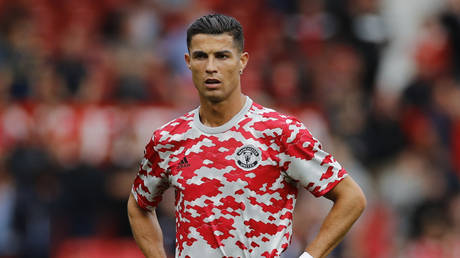 The British press is paying lip service to Cristiano Ronaldo and his legal troubles. © Reuters.
