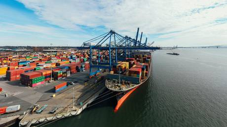 , Russian seaports see rise in freight turnover year-on-year, but liquid cargo shipments are down, The World Live Breaking News Coverage & Updates IN ENGLISH