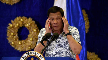 , Philippines' Duterte orders officials to get his consent before attending senate probes, accused of trying to ward off scrutiny, The World Live Breaking News Coverage & Updates IN ENGLISH