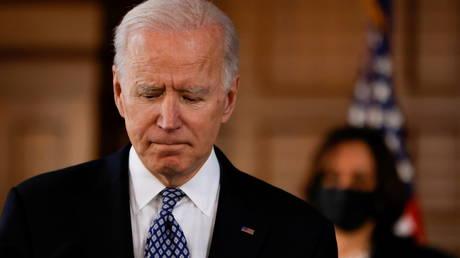 U.S. President Joe Biden. © Reuters / Carlos Barria