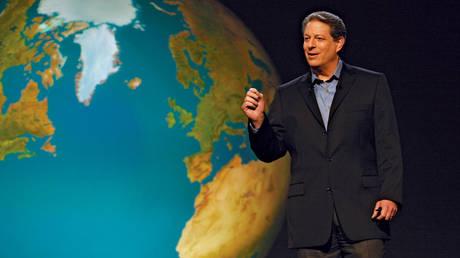 """An Inconvenient Truth"" by Al Gore, 2006. © IMDB"