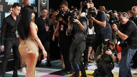 Nicki Minaj. © Reuters / Danny Moloshok