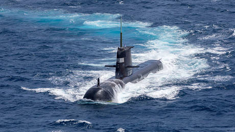 France 'regrets' AUKUS nuclear submarine deal that scuttled its multi-billion 'contract of century' with Australia