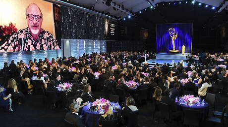 The Television Academy's 2021 Creative Arts Emmy Awards at the L.A. LIVE. ©Jordan Strauss / Invision for the Television Academy via AP