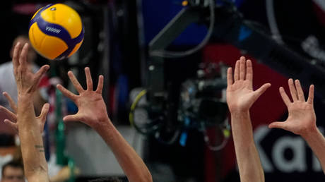 'There is always politics': Ukraine volleyball star questions '$375k bonus offered to players to beat Russia' at European finals