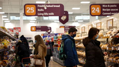 UK facing impending food crisis due to rising CO2 prices, govt warns