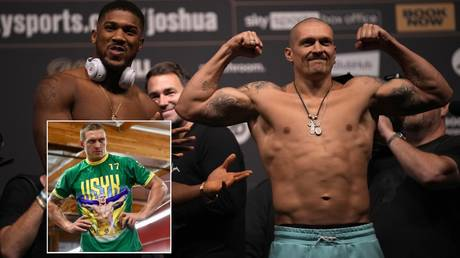 Usyk will fly the flag for Ukraine against Joshua – politics & religion mean getting full support in return is a different matter