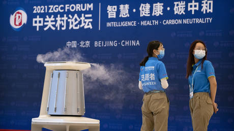 Xi Jinping calls on world to OPEN UP to science & tech partnerships with China