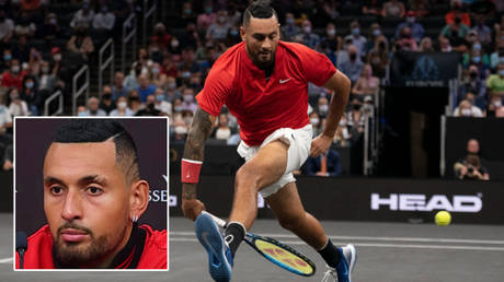 'I'm not going to lie': Tennis bad boy Kyrgios admits his future in the sport is in doubt as he axes remaining 2021 schedule