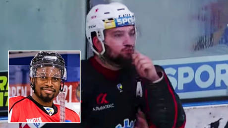 'Unacceptable in a civilized society': Ukraine star apologizes for racist 'banana-eating' gesture, faces disciplinary rap (VIDEO)