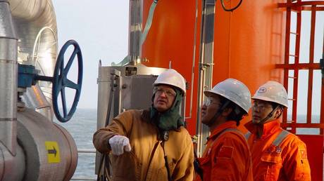 China discovers HUGE offshore oil deposit in Bohai Bay