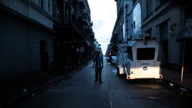 New Orleans bolsters 'anti-looting plan' with citywide CURFEW, as nearly 1mn state residents remain without power after hurricane