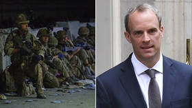 Raab admits failure by intel to foresee fall of Kabul, 'no viable alt coalition' for UK to stay on in Afghanistan without US