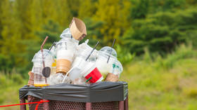 Russia could impose ban on ALL disposable plastic goods in next two years as country begins battle against non-recyclable products
