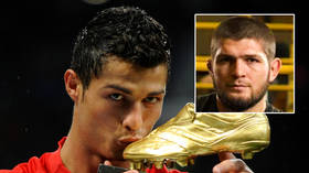 'I expected this deal to take place': Khabib says Cristiano Ronaldo told him A MONTH AGO that he was moving to Manchester United