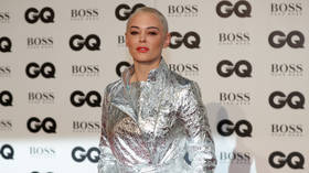 IBT rips into Rose McGowan-Oprah row with headline saying 'actress' is MUCH POORER than celebrity host she called 'fake'