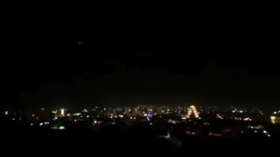 Syrian air defenses engage 'Israeli missiles' over Damascus – reports
