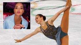 Ice queen to pop princess? Smouldering Olympic champ Sotnikova plots singing career after talent competition inspires her (VIDEO)