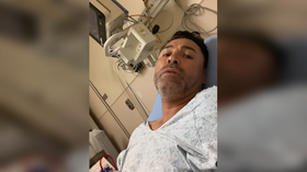 'Really kicked my ass': Fully-vaccinated Oscar De La Hoya hospitalized with Covid, withdraws from fight with ex-UFC star Belfort