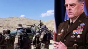 Top US general expects civil war, terrorism resurgence & more American airstrikes in Afghanistan