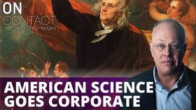 On Contact: The corporatization of science