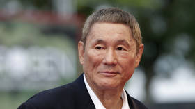 PICKAX-wielding man attacks car carrying Japanese director Takeshi Kitano in Tokyo