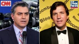 CNN's 'national treasure' Jim Acosta labels Fox's Tucker Carlson 'human manure spreader,' blasts 'American Taliban' on the right