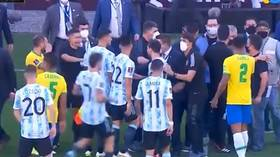 Brazil and Argentina point the finger at each another, but there's plenty of blame to go around after their global embarrassment