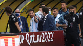 Blame game: FIFA launches disciplinary proceedings against Brazil and Argentina after World Cup qualifier fiasco